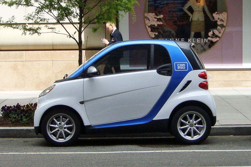 Stirred ahead- the self steering smart cars